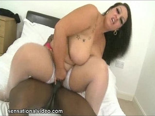 Slut British Wife Dani Loves Big Black Cocks