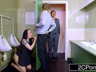 Daddy's Little Bathroom Cleaner - Bratty British Slut Alessa Savage