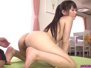 Ai Mizushima needs cock inside the ass