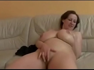 Bbw Milf On The Couch
